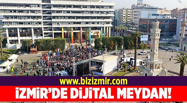 İzmir'de Dijital Demokrasi dönemi başladı...