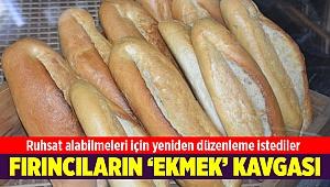 İzmirli fırıncıların 'ekmek' kavgası