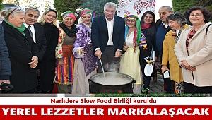 Narlıdere Slow Food Birliği kuruldu