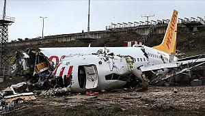 Uçak kazası soruşturmasında kaptan pilot tutuklandı