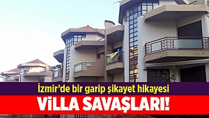 Villaları komşu şikayetiyle mühürlendi, hukuk mücadelesi başlattılar
