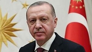 Cumhurbaşkanı Erdoğan'dan '8 Mart' mesajı