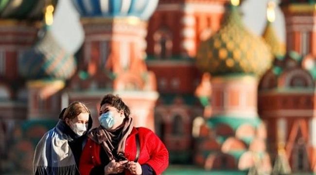 Moskova'da sokağa çıkma kısıtlaması!