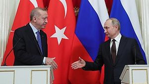 Putin kapıda 2 dakika bekletti iddiası için Erdoğan ilk kez konuştu