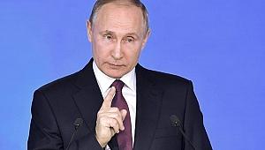 Rus piyasalarında sert düşüş! Putin için tehlike çanları