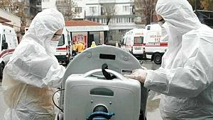 Türkiye'de koronavirüs vaka sayısı artışında düşüş