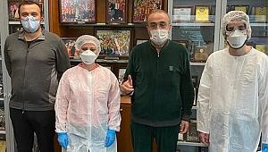Abdurrahim Albayrak koronavirüs günlerini anlattı hüngür hüngür ağladı