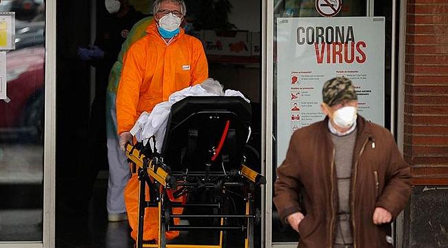 Almanya Çin'e 130 milyar euroluk koronavirüs faturası kesti