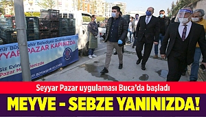 İzmir'de 'Seyyar Pazar' dönemi başlıyor!