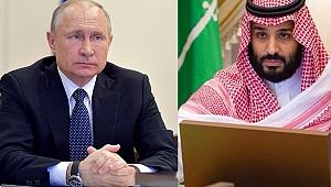Putin ve Suudi Prens Bin Selman anlaştı: