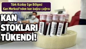 Türk Kızılay Ege Bölgesi Kan Merkezi'nden kan bağışı çağrısı