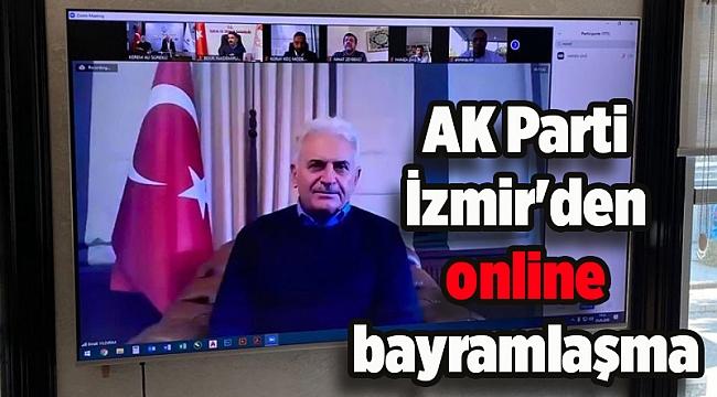 AK Parti İzmir'den online bayramlaşma