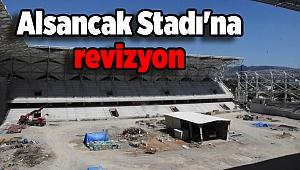 Alsancak Stadı'na revizyon