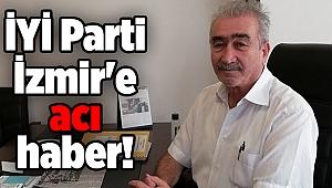 İYİ Parti İzmir'e acı haber! Virüse yenildi