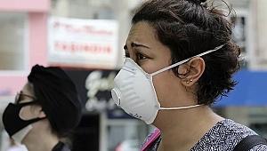 Türkiye genelinde 25 ilde maske takma zorunluluğu