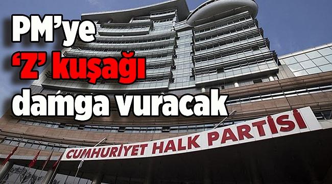 CHP Parti Meclisi'ne 'Z' kuşağı damga vuracak