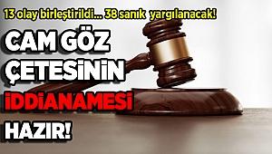 İzmir'deki organize suç örgütü davasında 38 kişi hakim karşısına çıkacak