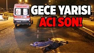 Karşıyaka'da gece yarısı acı son: 1 ölü