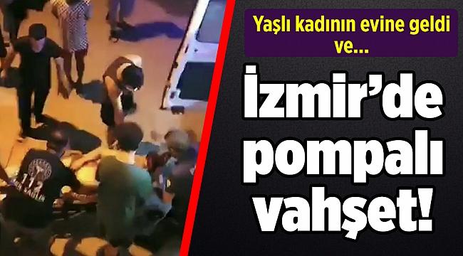 74 yaşındaki kadına pompalı tüfekle saldırı!
