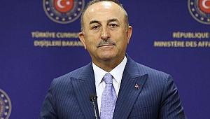 Çavuşoğlu AB'ye resti çekti: Aleyhimize ilave karar alınırsa