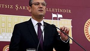 CHP'li Özgür Özel'den Başkan Serdar Aksoy'a destek