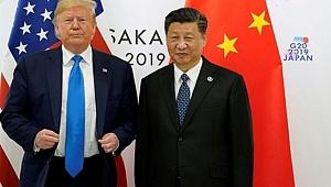 Çin'den ABD açıklaması: Buna niyetimiz yok