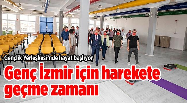 Genç İzmir için harekete geçme zamanı