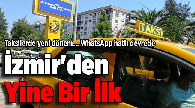 İzmir'den Yine Bir İlk