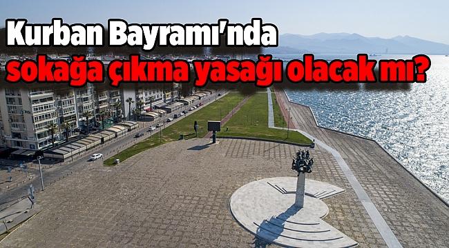Kurban Bayramı'nda sokağa çıkma yasağı olacak mı? Prof. Dr. Ateş Kara'dan açıklama
