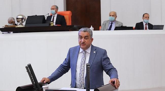 Serter, esnaf için hükümete seslendi: