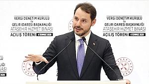 Türkiye'nin ekonomik krize gireceğini söyleyenler pandemi dönemimizdeki performansımızla hüsrana uğradı