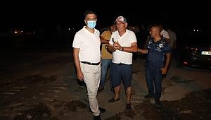 Belediye Başkanı Kayalar'dan yangın açıklaması: Normal bir durum değil!