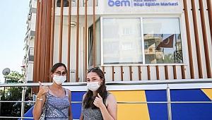 BEM'in öğrencileri başarılarıyla göz doldurdu