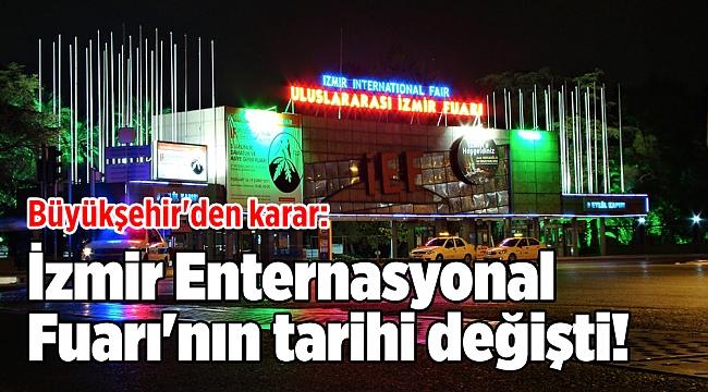 Buyuksehir Den Karar Izmir Enternasyonal Fuari Nin Tarihi Degisti Gundem Gazetem Izmir