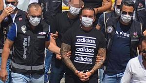 Çeşme'de 'Cehenmem Melekleri' operasyonu:Necati Arabacı tutuklandi