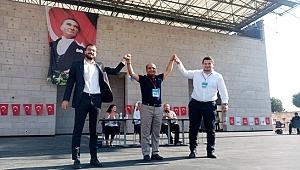CHP İzmir'in yeni gençlik kolu başkanı belli oldu