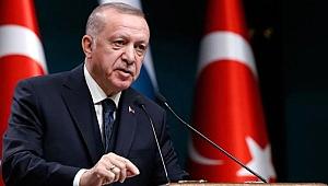 Cumhurbaşkanı Erdoğan'dan 'hilafet' açıklaması! Ayasofya'yı gölgelemek için