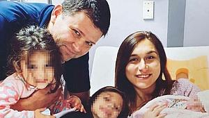 Eşini yatağa bağlayıp ölümüne neden olmuştu! Yakınları Binbaşı Hüseyin Kurtdere'yi anlattı