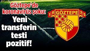 Göztepe'de koronavirüs şoku: Yeni transferin testi pozitif!