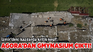 İzmir'de Antik Çağ'dan kalma