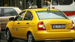 İzmir'de taksilerin kilometre ücreti yükseltildi!