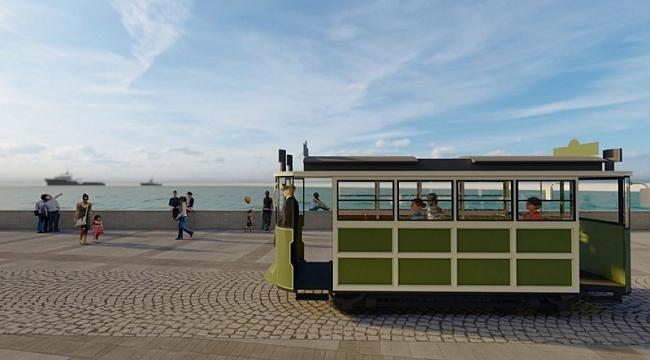 İzmir'in Nostaljik Tramvay'ı o anlamlı günde sefere başlayacak