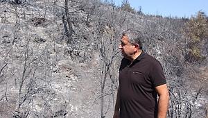 Serter'den Pakdemirli'ye yangın çıkışı: