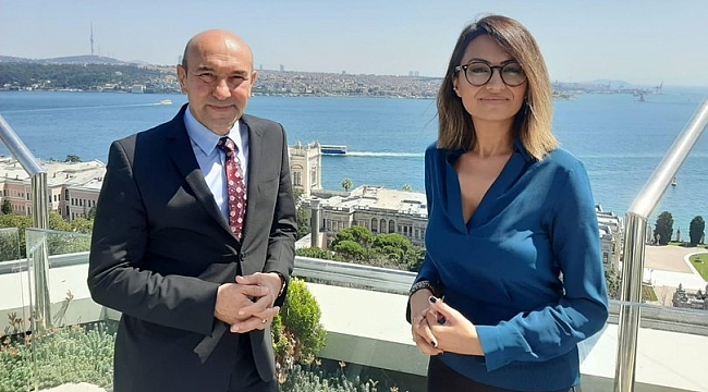 Tunç Soyer: İzmir şu anda en çok göç alan şehir
