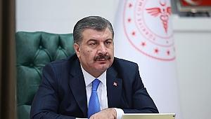 Bakan Koca'dan İzmir'li ilgili 'risk' ve 'filyasyon' açıklaması