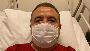 Başkan Böcek'in klinik seyri stabil devam ediyor