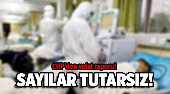 CHP, İzmir dahil 11 büyükşehirdeki ölüm sayısını açıkladı!