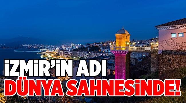 İzmir dünya kentleriyle finalde