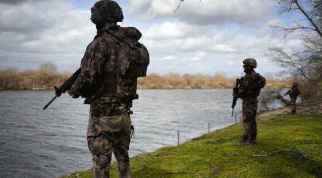 Örgütten kaçarak Yunanistan'a gitmeye çalışan PKK'lı terörist yakalandı