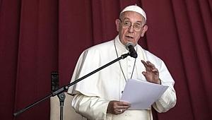 Papa, çocuk istismarıyla suçlanan ABD'li piskoposun istifasını kabul etti